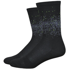 "DeFeet Aireator 6"" Socks firefly (black)"